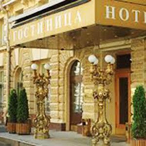 Гостиницы Татарска