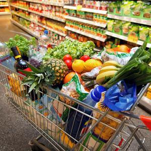 Магазины продуктов Татарска