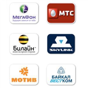 Операторы сотовой связи Татарска