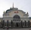 Железнодорожные вокзалы в Татарске