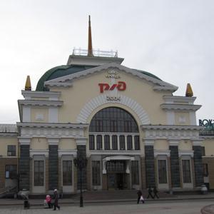 Железнодорожные вокзалы Татарска